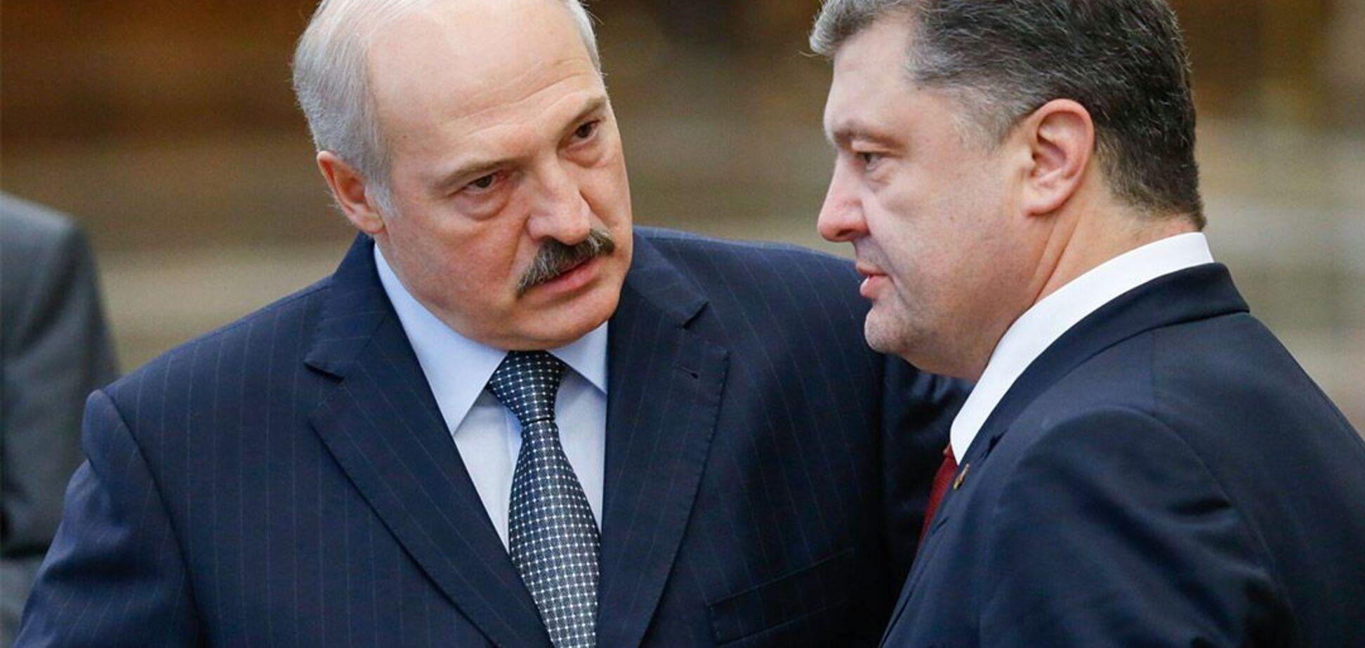 Как Лукашенко в телевизоре превратили в Порошенко