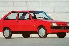 ЗАЗ для Франции отличался от модели на украинском рынке. Фото: firstgear.ua