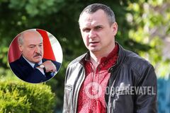 Сенцов обозвал Лукашенко
