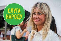 Домбровская идет в мэры Николаева