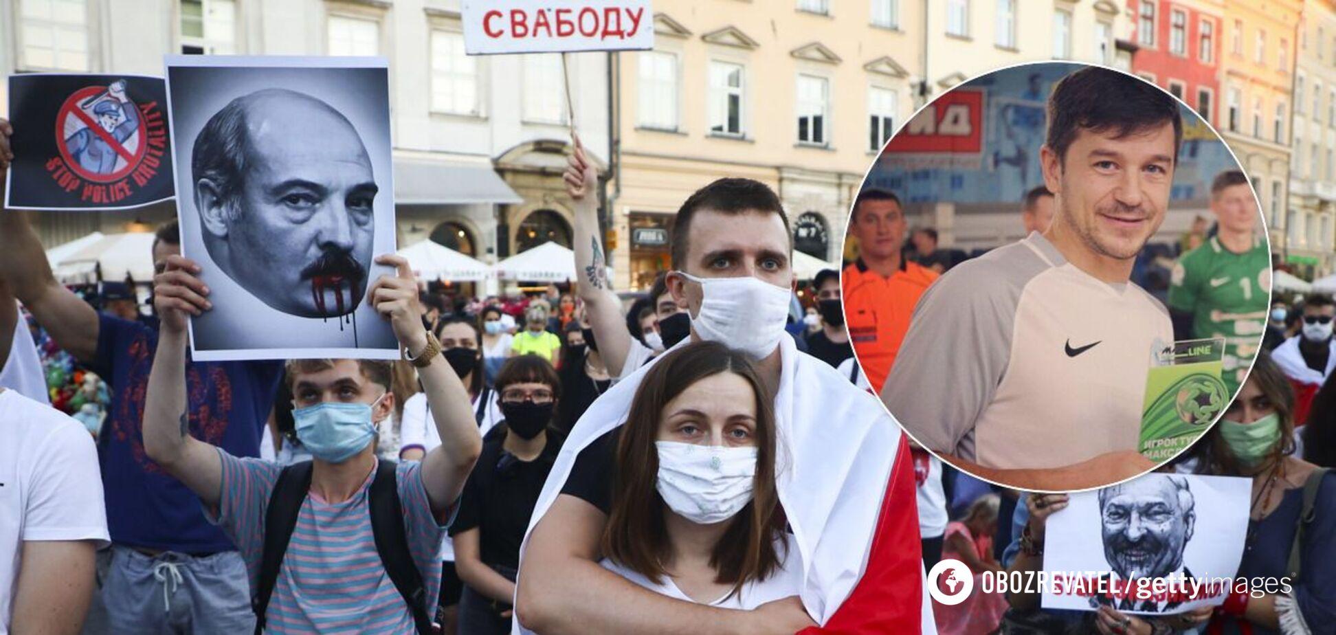 Игрок мини-футбольной сборной Беларуси рассказал о задержании в Минске