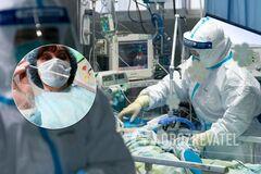 Женщина повторно заболела COVID-19 через полгода