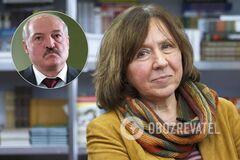 Алексиевич – Лукашенко: твое желание власти требует крови