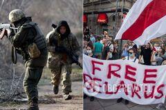 Данілов допустив імовірність 'кримського' і 'донбаського' сценаріїв у Білорусі