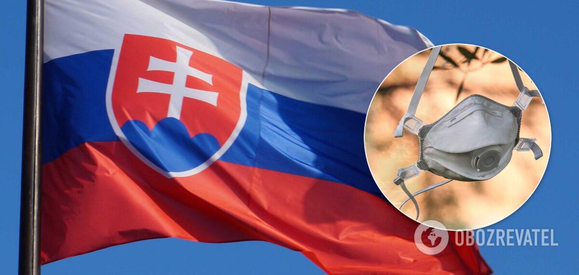 Друга хвиля епідемії в Словаччині досягне свого піку у вересні
