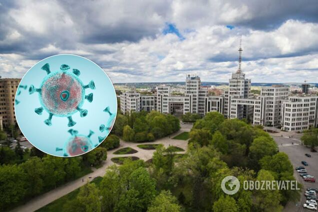 Коронавирус в Харькове