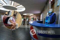 Інцидент через маску в метро Харкова