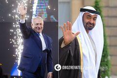 Біньямін Нетаньяху і Мохаммед бін Заїд провели переговори