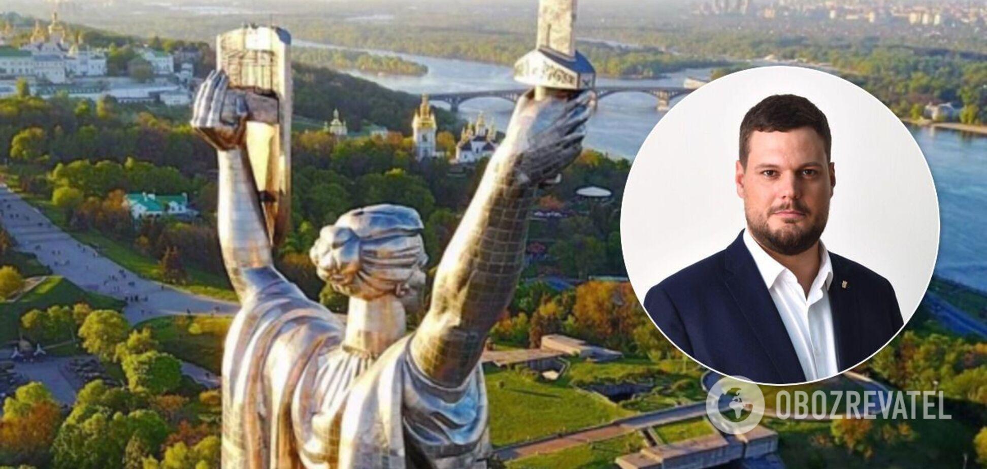 Нардеп двох скликань Іллєнко іде у мери Києва