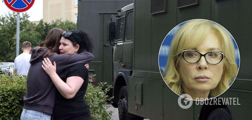 Людмила Денісова закликала українців не їздити до Білорусі