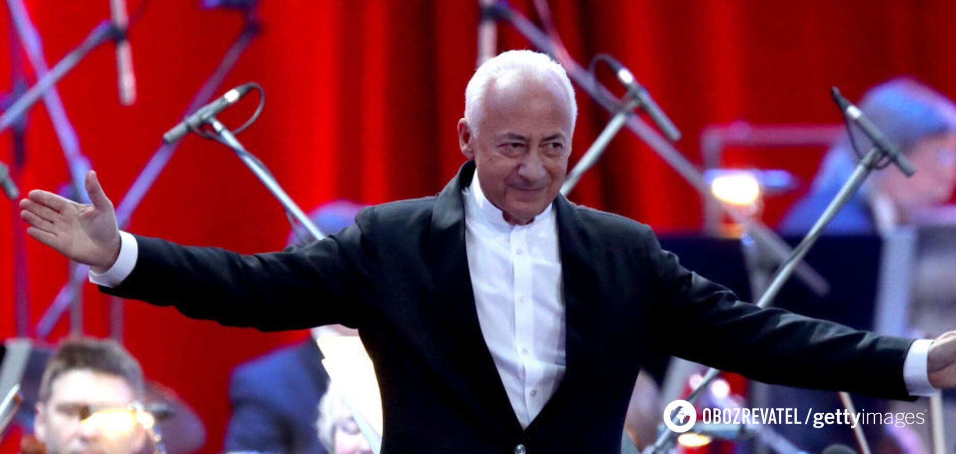 Спиваков отказался от ордена Лукашенко, но носит орден Путина