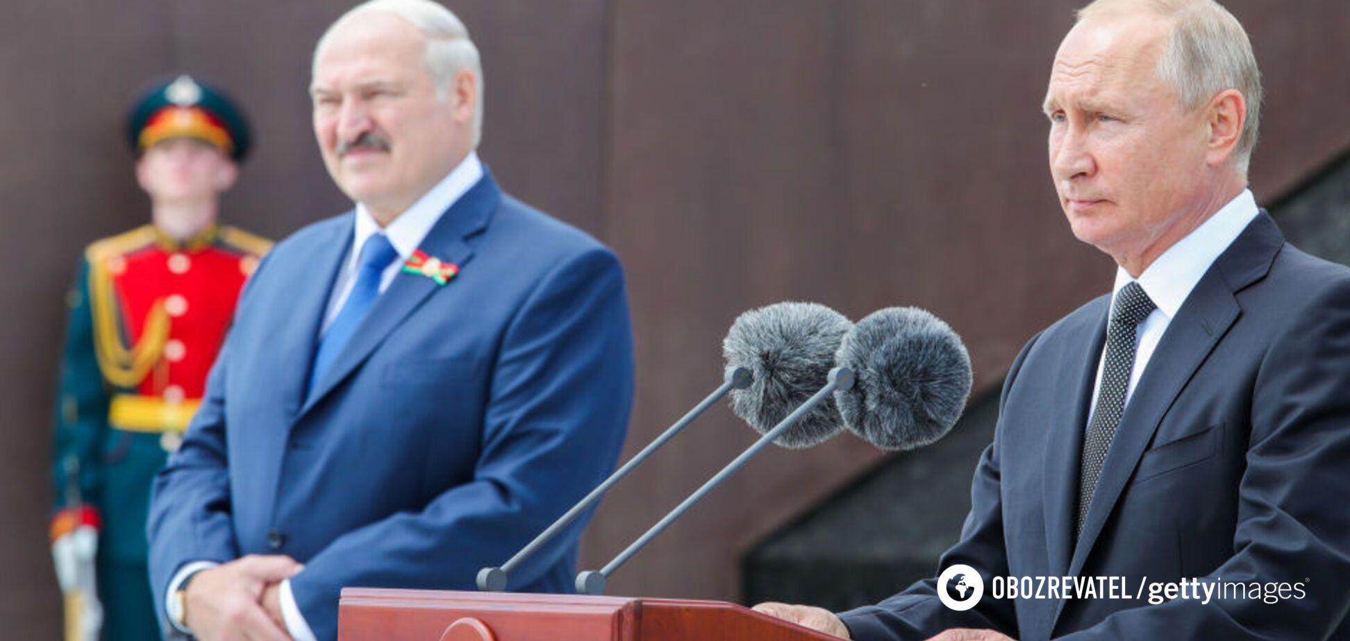 Москва готова к смещению Лукашенко: есть замена политическим фигурам