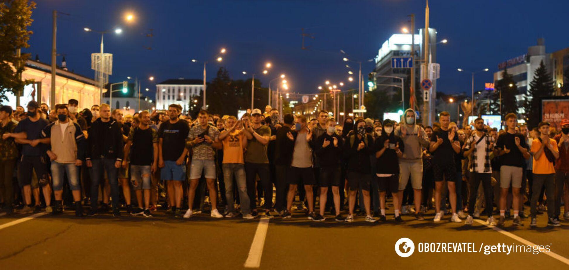 Россия запустила 'крымский сценарий' в Беларуси