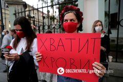 ООН обратилась к Лукашенко из-за подавления протестов в Беларуси