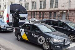 В Минске захватили офис 'Яндекса'