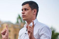 Роман Грищук захворів на COVID-19