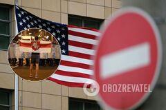 Санкції США проти Білорусі