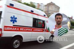 Парня, спрыгнувшего с моста в Киеве, нашли мертвым