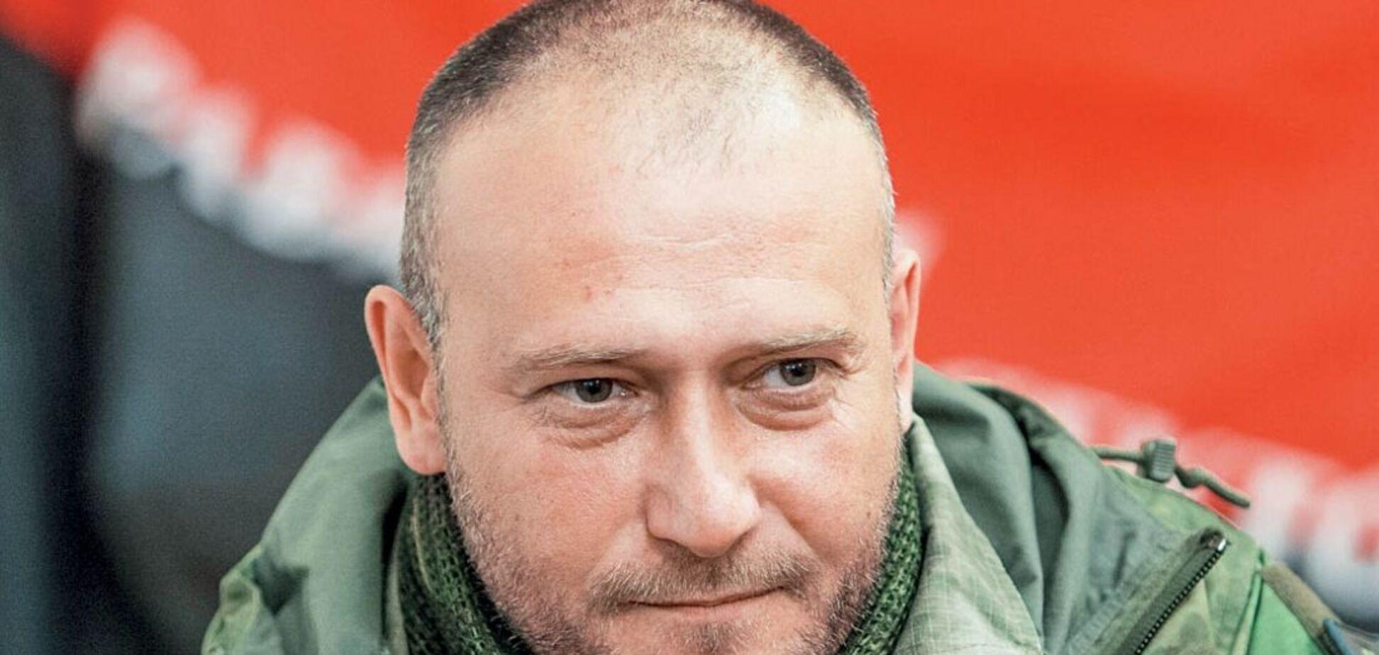Дмитрий Ярош поддержал протесты в Беларуси