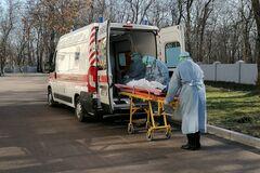На Львовщине коронавирус убил водителя скорой, который 30 лет спасал людей