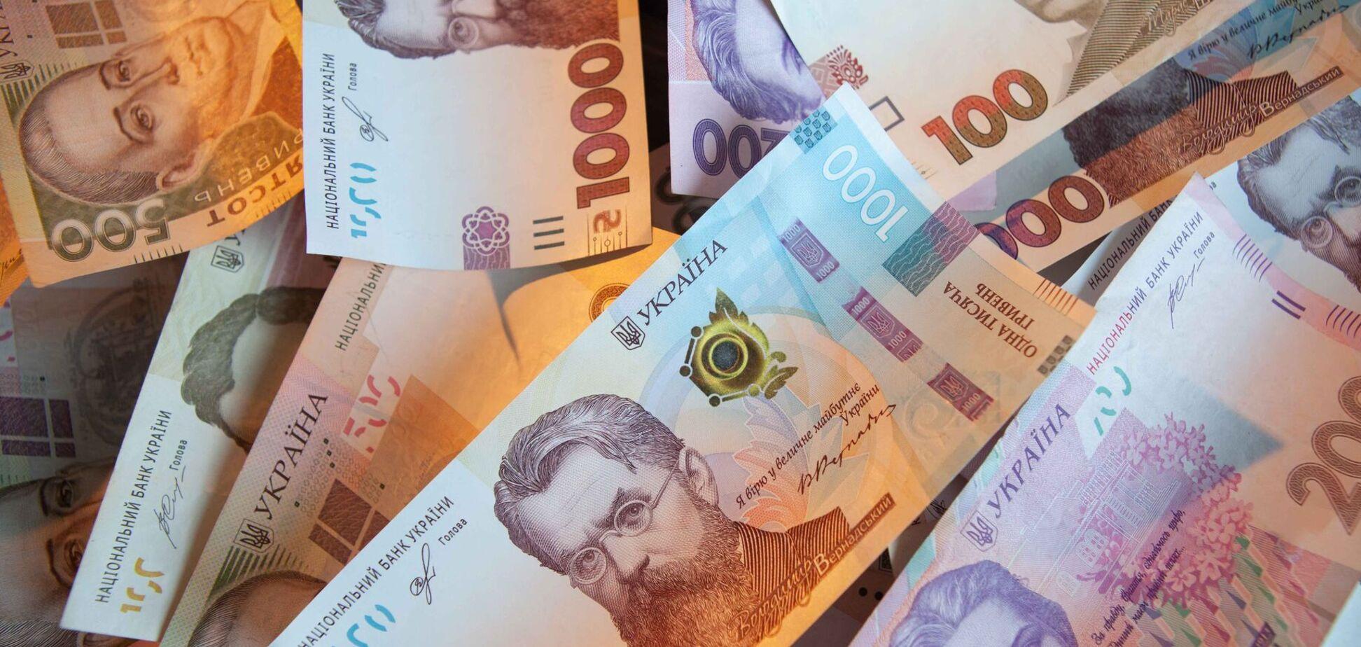 Падение ВВП Украины. Источник: НБУ