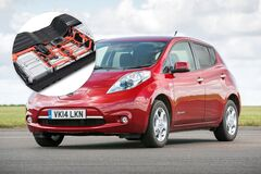 Украинец увеличил запас хода электромобиля Nissan Leaf до 650 км