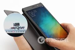 Создан чехол для смартфона, который сам 'шагает' на зарядку. Видео