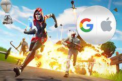 Создатели игры Fortnite подали в суд на Apple и Google, высмеяв корпорации в ролике