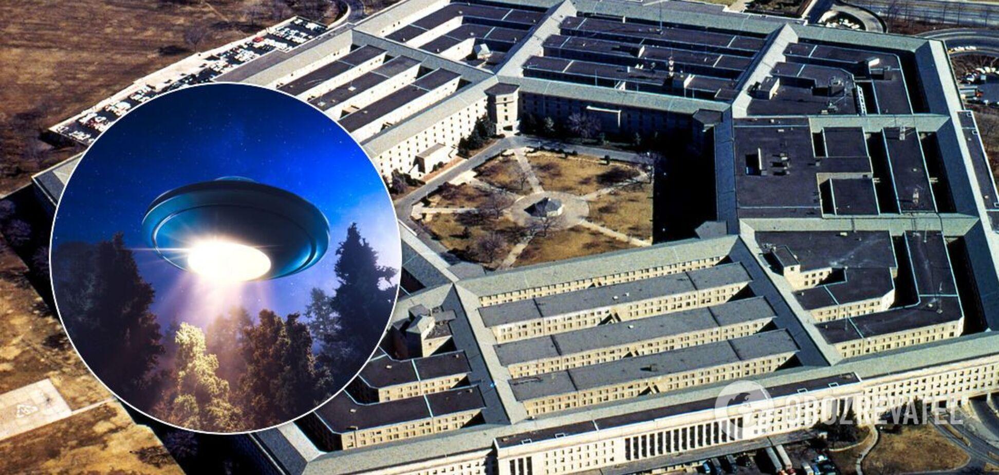 У США військові займуться розслідуваннями випадків появи НЛО – ЗМІ