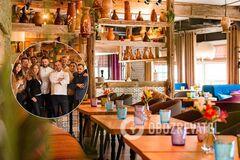 В Киеве заработал новый ресторан грузинской кухни 'Джанико': как выглядит