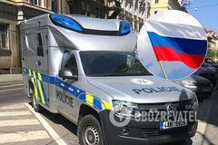 Дипломата из РФ задержали в Чехии