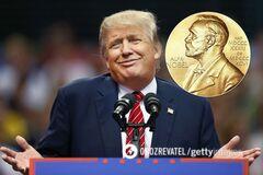 Трампу предрекли Нобелевскую премию