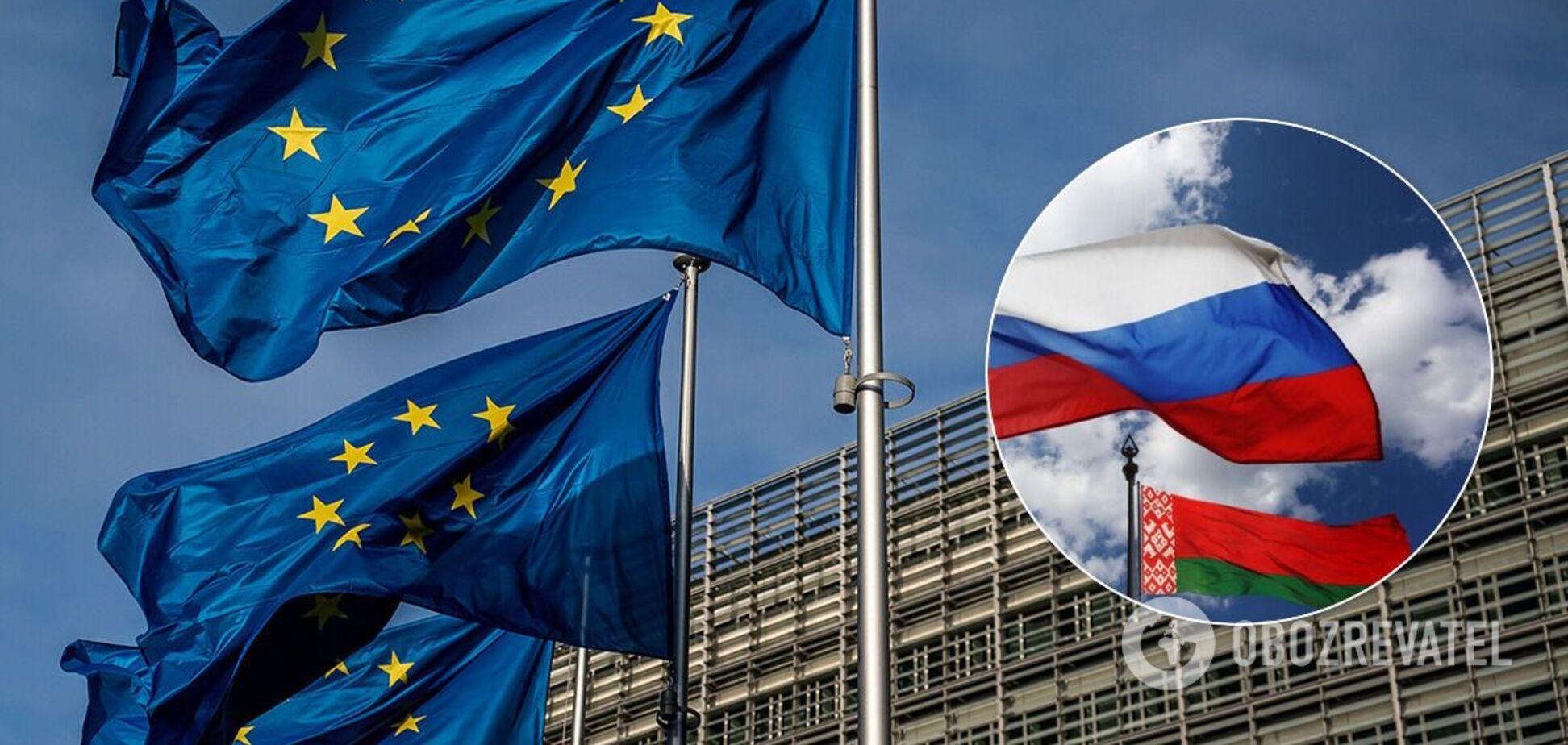 У Латвії попередили ЄС про можливе вторгнення Росії в Білорусь