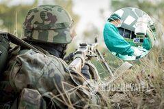 Появились подробности о раненом на Донбассе бойце ОС: медики спасают его жизнь