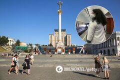 В Киеве коронавирус не снижает темп
