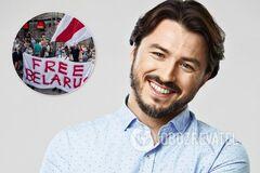 Притула висловився про протести в Білорусі