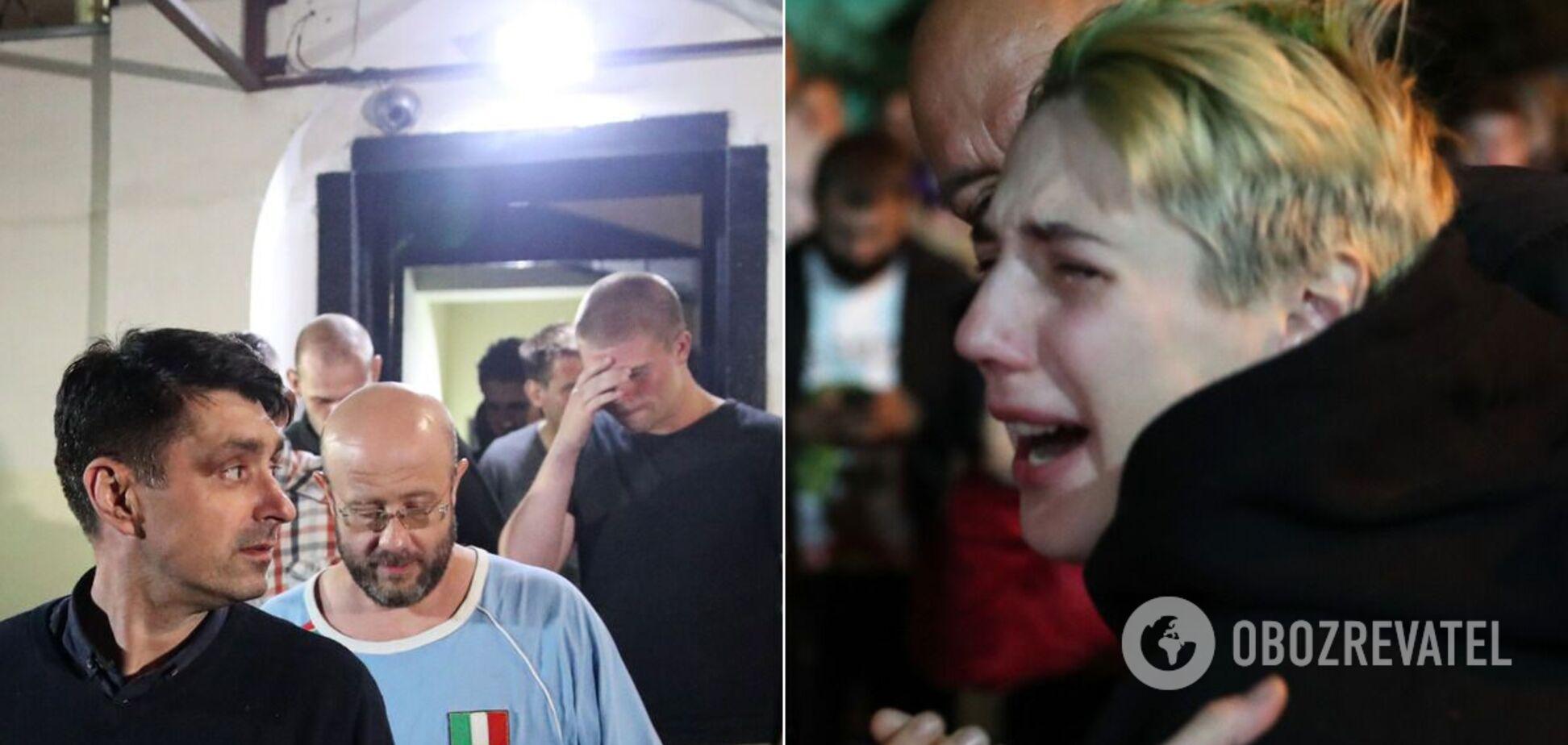 Задержанных в Минске выпустили из изолятора