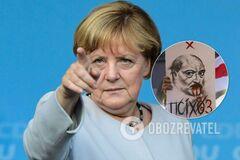 Меркель осудила насилие и потребовала освободить задержанных в Беларуси