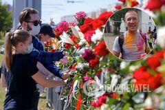 В Минске погиб Александр Тарайковский