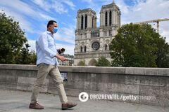 Париж объявили 'красной' зоной из-за COVID-19: что это значит