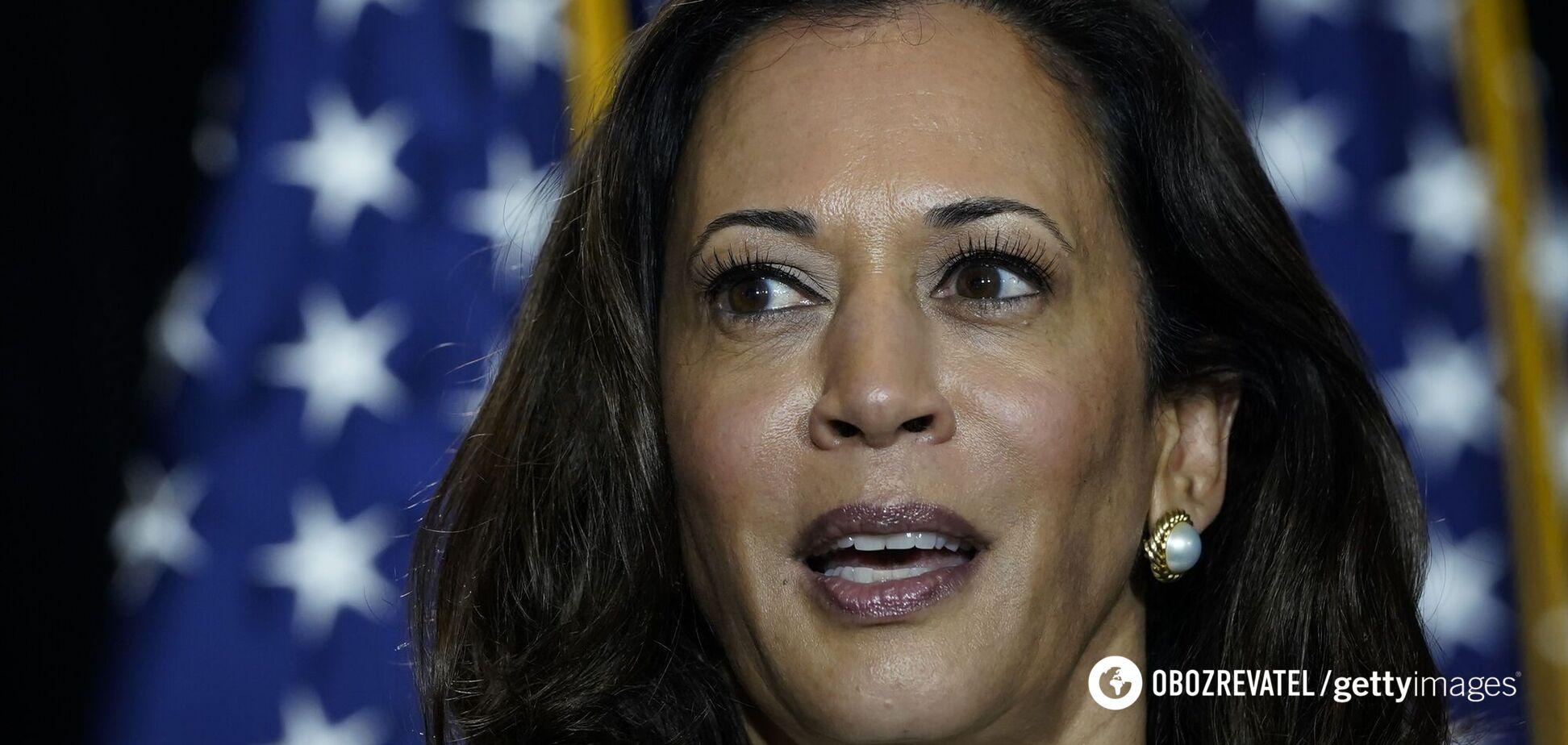 Камала Харріс може стати першою темношкірою жінкою віцепрезидентом США