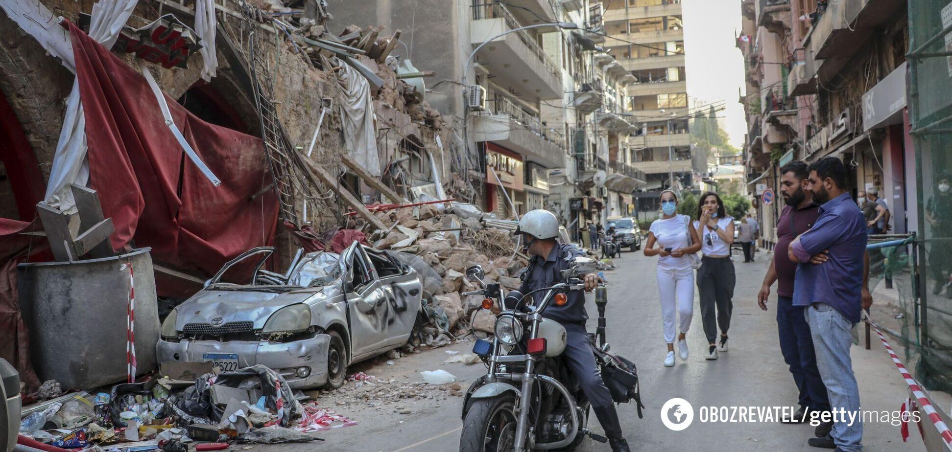 Кількість жертв вибуху в Бейруті зросла: з'явилися свіжі дані