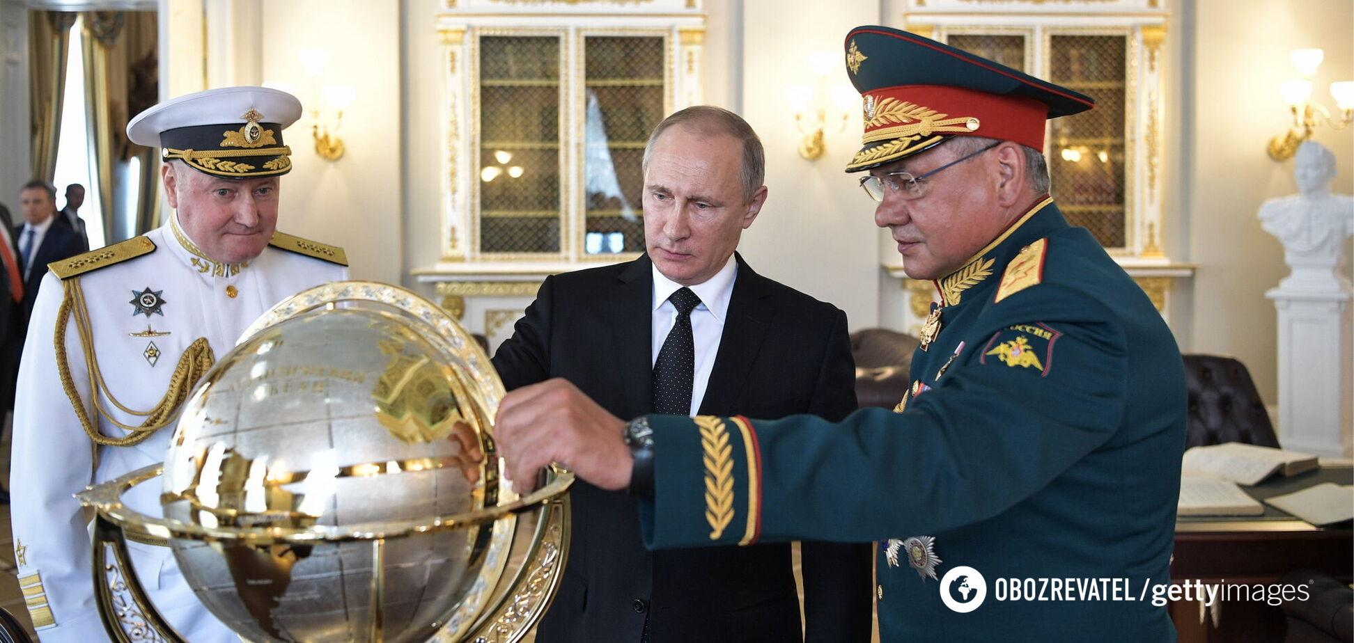Путін почав підготовку до нового кроку по Донбасу, – Тука