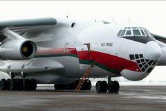 Военный транспортник Беларуси летал в Россию