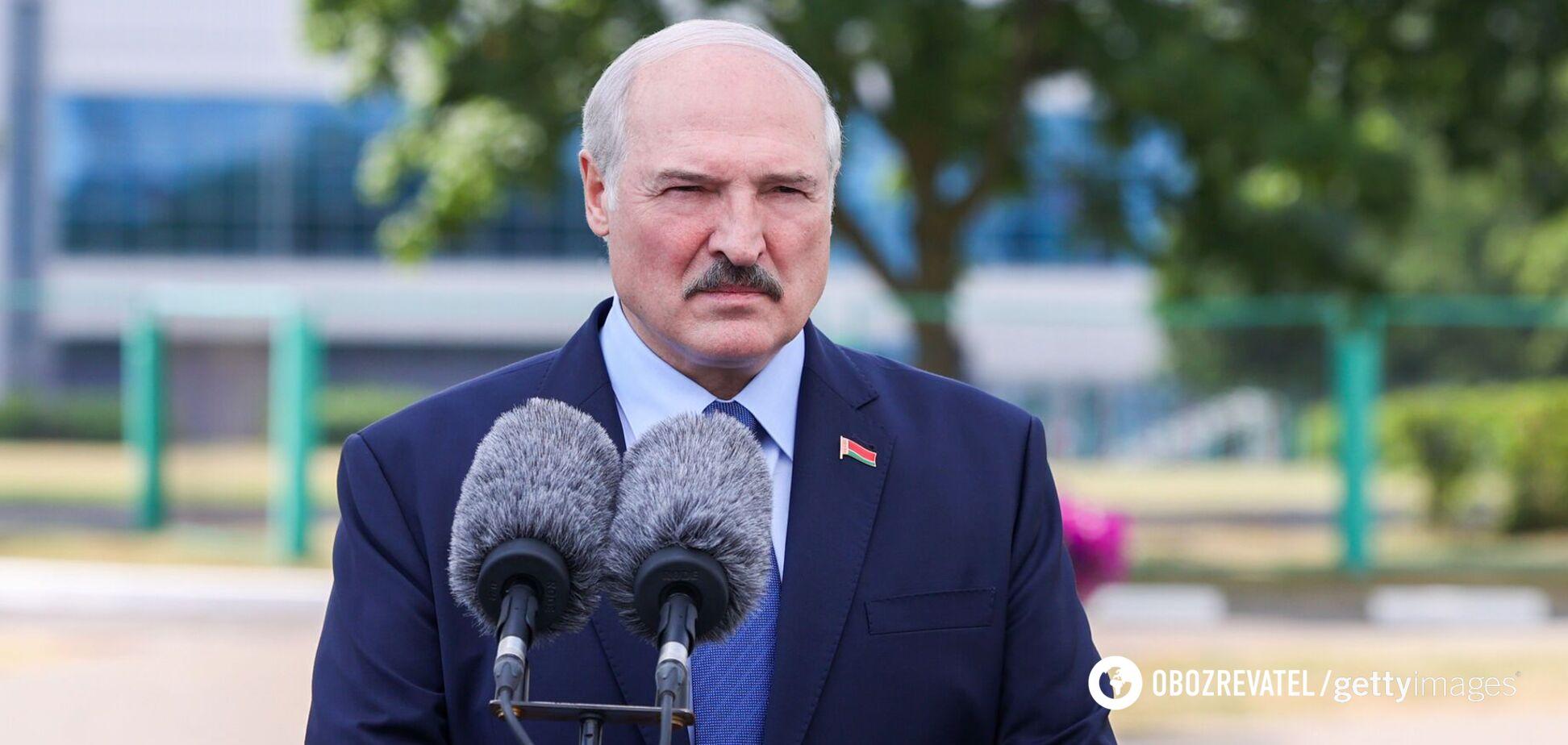 Александр Лукашенко якобы перенес инсульт