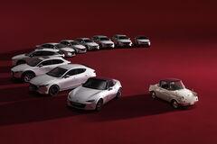Подарок к юбилею: Mazda выпустит лимитированную серию 100th Anniversary