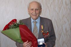 Петру Петросяну было 102 года
