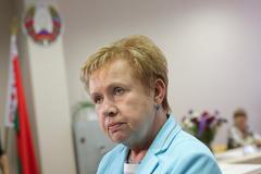 Глава ЦИК Беларуси исключила пересмотр результатов голосования