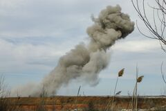Оккупанты на Донбассе минируют территории, несмотря на перемирие