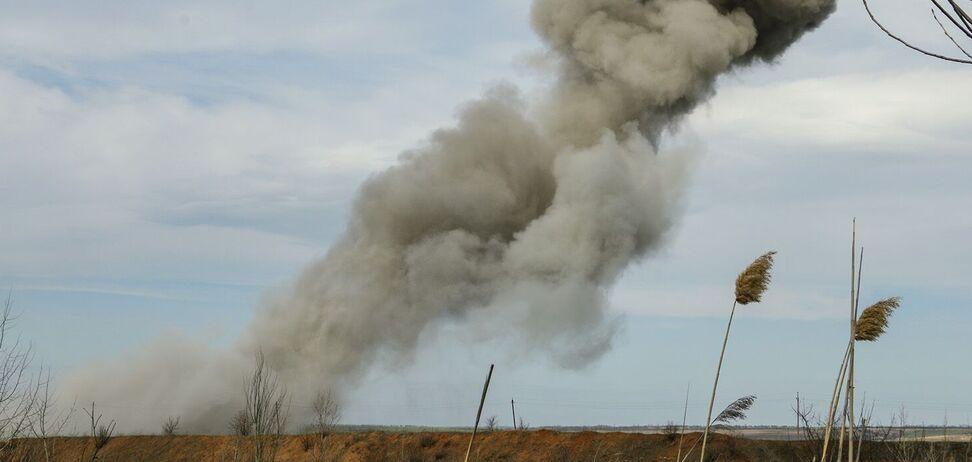 Террористы Л/ДНР устроили минирование территорий во время ...